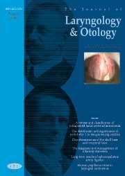The Journal of Laryngology & Otology Volume 121 - Issue 8 -