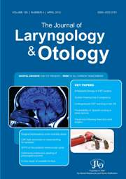 The Journal of Laryngology & Otology Volume 126 - Issue 4 -