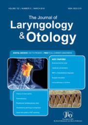 The Journal of Laryngology & Otology Volume 132 - Issue 3 -