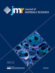 Journal of Materials Research Volume 31 - Issue 2 -