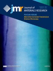 Journal of Materials Research Volume 32 - Issue 5 -  Focus Issue: Aberration Corrected Transmission Electron Microscopy