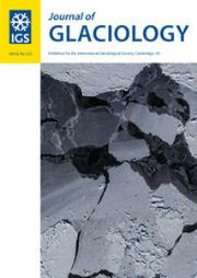 Journal of Glaciology Volume 62 - Issue 233 -
