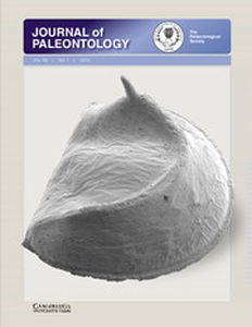 Journal of Paleontology Volume 89 - Issue 1 -
