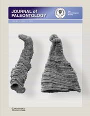 Journal of Paleontology Volume 89 - Issue 6 -