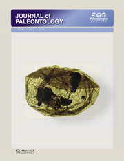 Journal of Paleontology Volume 90 - Issue 5 -