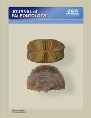 Journal of Paleontology Volume 91 - Issue 3 -