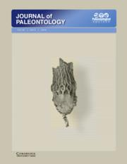 Journal of Paleontology Volume 92 - Issue 3 -
