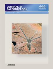 Journal of Paleontology Volume 93 - Issue 1 -
