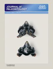 Journal of Paleontology Volume 93 - Issue 3 -