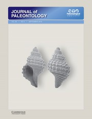 Journal of Paleontology Volume 93 - Issue 5 -