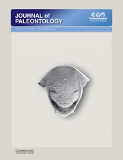 Journal of Paleontology Volume 93 - Issue 6 -