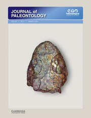 Journal of Paleontology Volume 94 - Issue 2 -