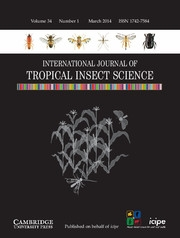 International Journal of Tropical Insect Science Volume 34 - Issue 1 -