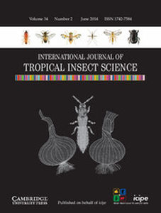 International Journal of Tropical Insect Science Volume 34 - Issue 2 -