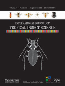 International Journal of Tropical Insect Science Volume 34 - Issue 3 -