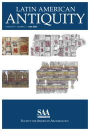 Latin American Antiquity