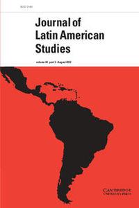 Journal of Latin American Studies Volume 44 - Issue 3 -