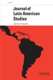 Journal of Latin American Studies Volume 48 - Issue 1 -
