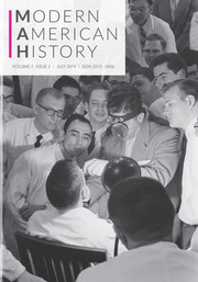 Modern American History Volume 2 - Issue 2 -