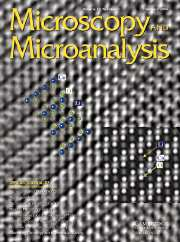 Microscopy and Microanalysis Volume 10 - Issue 1 -
