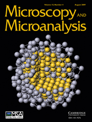 Microscopy and Microanalysis Volume 15 - Issue 4 -
