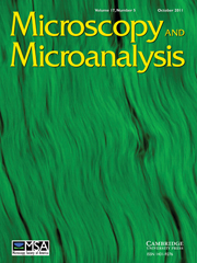 Microscopy and Microanalysis Volume 17 - Issue 5 -