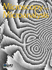 Microscopy and Microanalysis Volume 21 - Issue 2 -