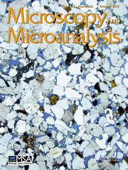 Microscopy and Microanalysis Volume 21 - Supplement5 -