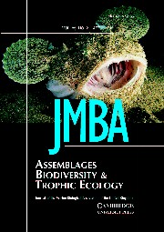 Journal of the Marine Biological Association of the United Kingdom Volume 85 - Issue 2 -