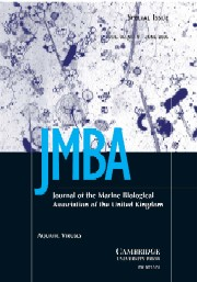 Journal of the Marine Biological Association of the United Kingdom Volume 86 - Issue 3 -