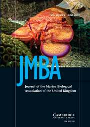 Journal of the Marine Biological Association of the United Kingdom Volume 89 - Issue 4 -