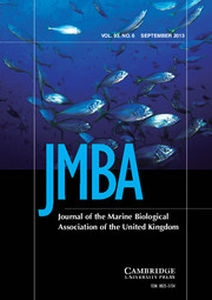 Journal of the Marine Biological Association of the United Kingdom Volume 93 - Issue 6 -