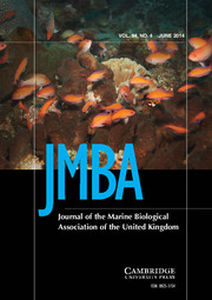 Journal of the Marine Biological Association of the United Kingdom Volume 94 - Issue 4 -