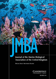 Journal of the Marine Biological Association of the United Kingdom Volume 97 - Special Issue4 -  Ascension Island