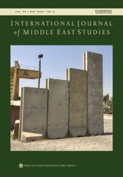 International Journal of Middle East Studies