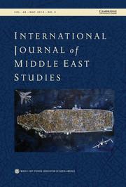 International Journal of Middle East Studies Volume 48 - Issue 2 -