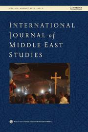 International Journal of Middle East Studies Volume 49 - Issue 3 -