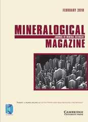 Mineralogical Magazine Volume 82 - Issue 1 -