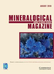 Mineralogical Magazine Volume 82 - Issue 4 -