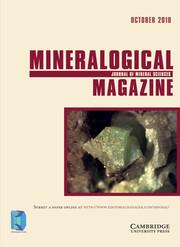 Mineralogical Magazine Volume 82 - Issue 5 -