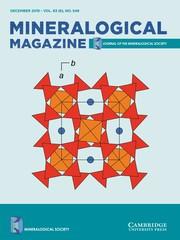 Mineralogical Magazine Volume 83 - Issue 6 -