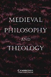 Medieval Philosophy and Theology