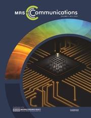 MRS Communications Volume 9 - Issue 4 -