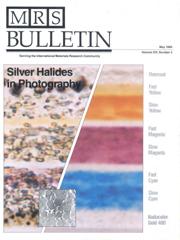 MRS Bulletin Volume 14 - Issue 5 -