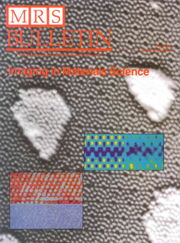MRS Bulletin Volume 16 - Issue 3 -  Imaging in Materials Science