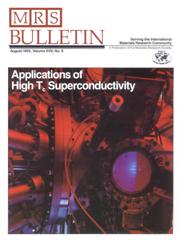 MRS Bulletin Volume 17 - Issue 8 -