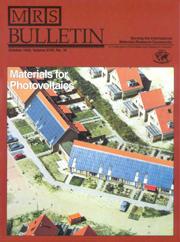 MRS Bulletin Volume 18 - Issue 10 -