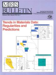 MRS Bulletin Volume 18 - Issue 2 -