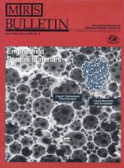 MRS Bulletin Volume 19 - Issue 4 -