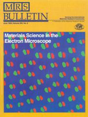 MRS Bulletin Volume 19 - Issue 6 -